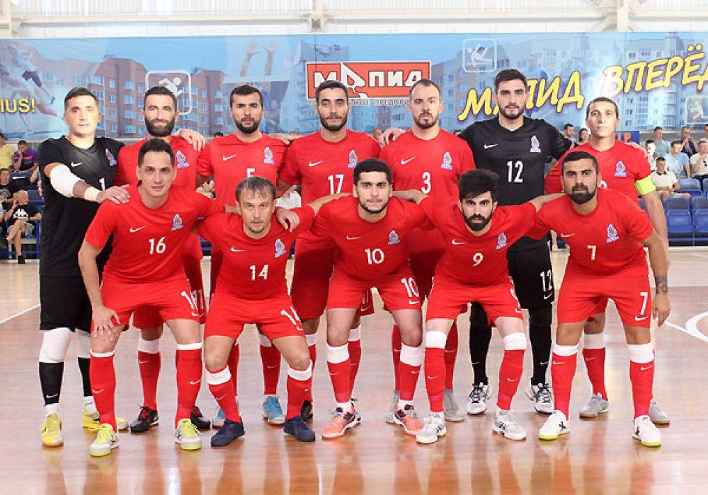 """Millimiz """"Caspian Cup 2019""""-da mübarizə aparacaq"""
