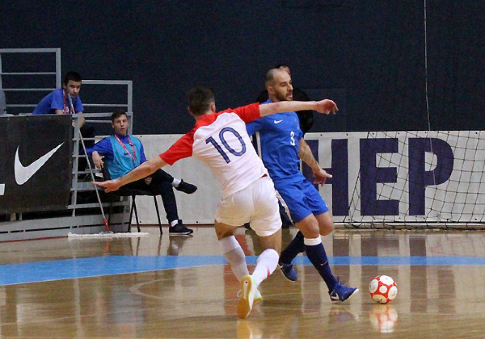 Futzal yığmamız Slovakiya ilə oyunda xal itirdi -