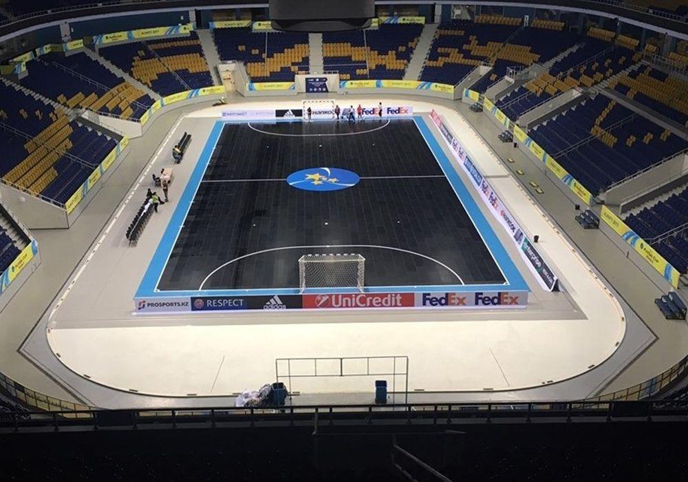 Qazaxıstan klubu Çempionlar Liqasının finalına çıxdı